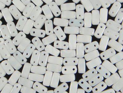 Bricks 6x3mm Alabaster - 20 sztuk