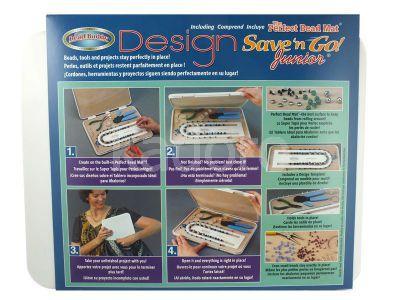 Bead Buddy Design Save n Go Junior  - 1 sztuka