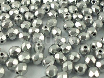 FP 4mm Matte Metallic Aluminium - 40 sztuk