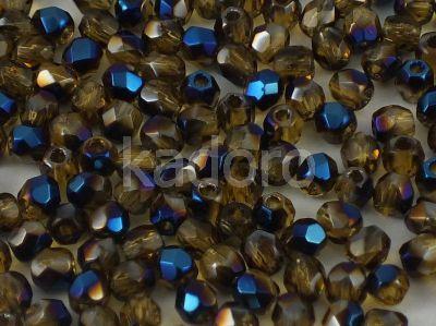 FP 3mm Blue Iris - Topaz - 40 sztuk