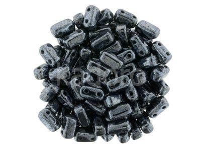 Bricks 6x3mm Hematite - 20 sztuk