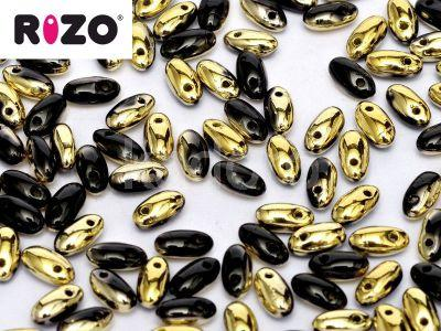 RIZO Beads Jet Amber - 10 g