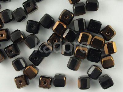 FP Cube 6mm Jet - Dark Bronze - 4 sztuki