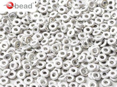 O bead Silver - 5 g