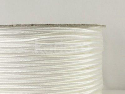 Sutasz chiński biały 3.2 mm - szpulka 50 m
