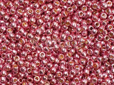 TOHO Round 11o-PF553 Permanent Finish - Galvanized Pink Lilac - 10 g