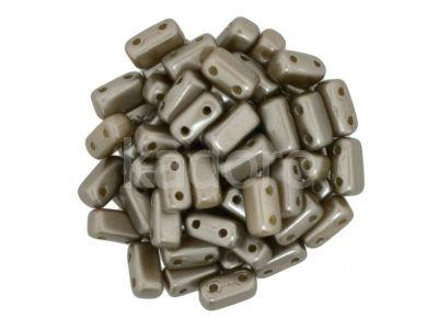 Bricks 6x3mm Pastel Lt. Brown - 20 sztuk