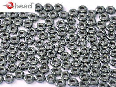 O bead Hematite - 5 g