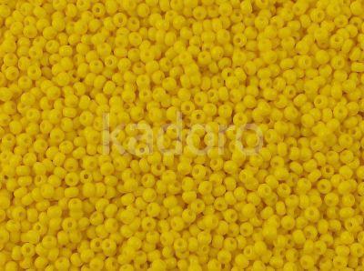 PRECIOSA Rocaille 11o-Opaque Yellow - 50 g