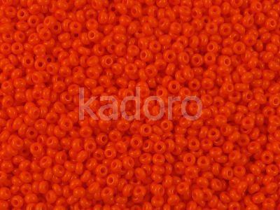 PRECIOSA Rocaille 10o-Opaque Dark Orange - 50 g