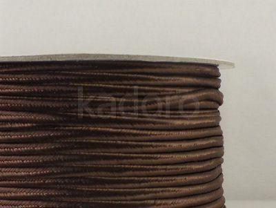 Sutasz chiński ciemnobrązowy 3.2 mm - szpulka 50 m