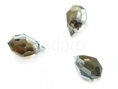 Drop 10x6mm Crystal Valentinite - 1 sztuka