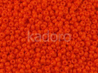 PRECIOSA Rocaille 11o-Opaque Dark Orange - 50 g