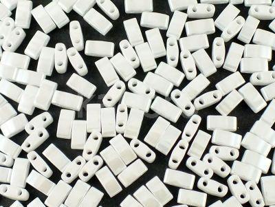 Miyuki HTL420 Half TILA Opaque-Lustered White - 5 g