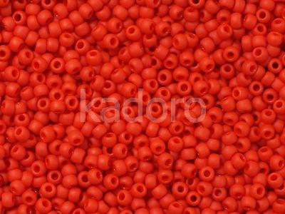TOHO Round 11o-45AF Opaque-Frosted Cherry - 100 g