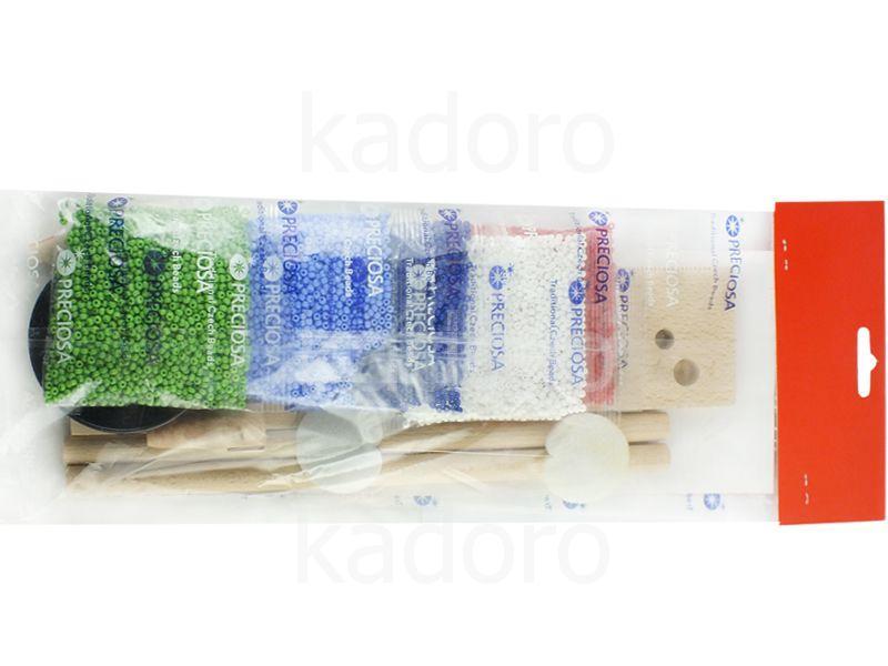 Krosno drewniane w zestawie PRECIOSA