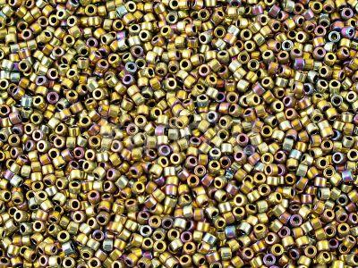 Miyuki Delica DB0029 Purple Gold Iris - 5 g