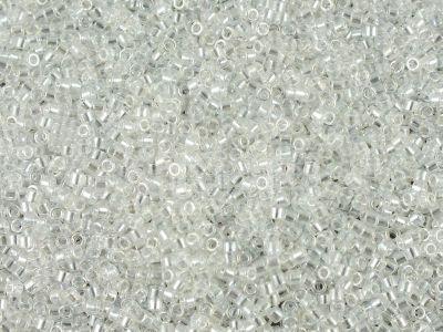 Miyuki Delica DB0050 Crystal Luster - 5 g