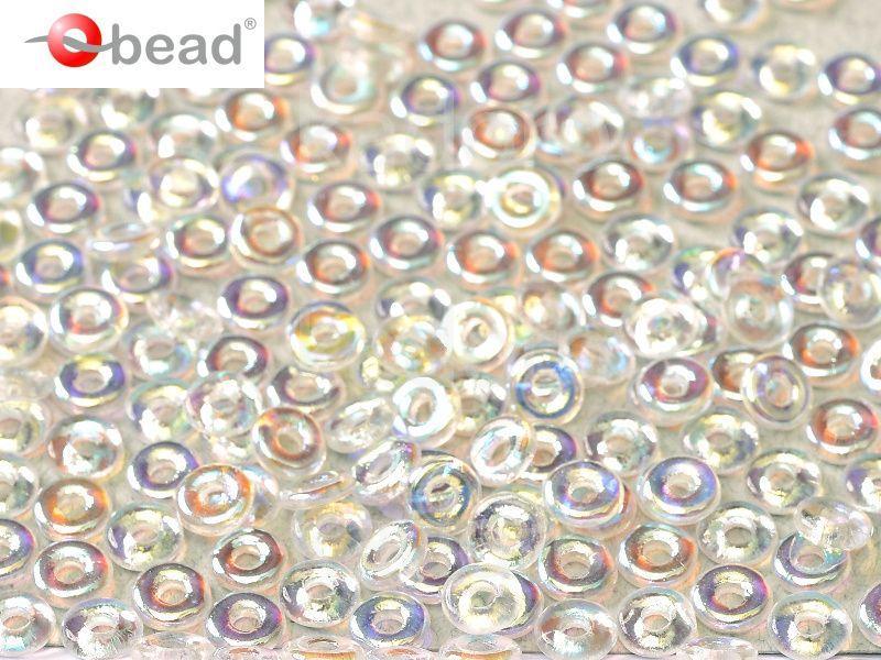 O bead Crystal AB - 5 g