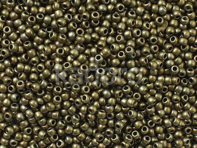TOHO Round 11o-225 Bronze Antique Gold - 10 g