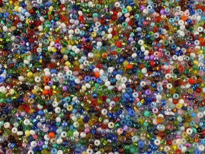 PRECIOSA Rocaille Color Mix XXXIV - 50 g