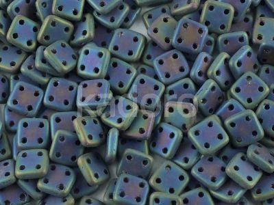 QuadraTile 6mm Matte Iris Blue - 5 g