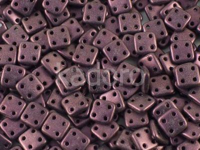 QuadraTile 6mm Metallic Suede Lilac - 5 g