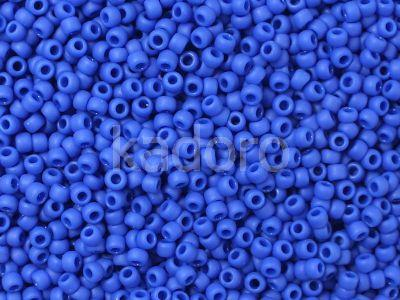 TOHO Round 11o-48F Opaque-Frosted Navy Blue - 100 g