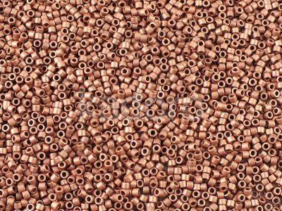 Miyuki Delica DB0340 Matte Copper Plated - 5 g