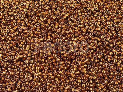 Miyuki Delica DB0461 Galvanized Tarnished Copper - 5 g