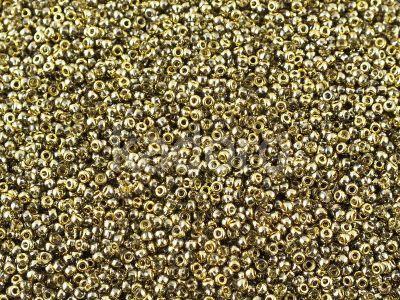 Miyuki Round 15o-55005 Gold 1/2 - 5 g
