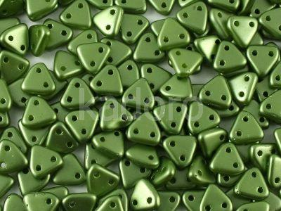 Triangle 6mm Pastel Olive Green - 5 g