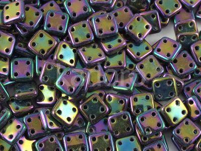 QuadraTile 6mm Iris Purple - 5 g