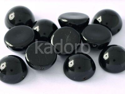 Dome Beads 10x6 mm