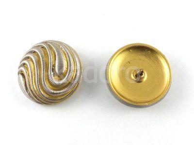 Guzik szklany nr143 - 27 mm