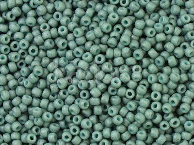 TOHO Round 11o-2604F Semi Glazed - Turquoise - 10 g