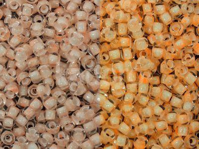 TOHO Round 8o-2505 Reflection - Cantaloupe - 10 g