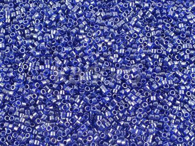 Miyuki Delica DB0277 Inside Dyed Cobalt Luster - 5 g