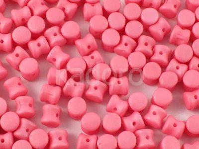 Pellet 4x6mm Rose Silk Mat - 20 sztuk