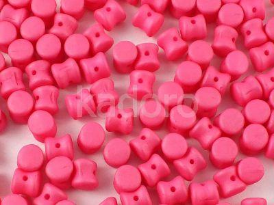 Pellet 4x6mm Pink Silk Mat - 20 sztuk