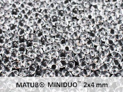 miniDUO 2x4 mm
