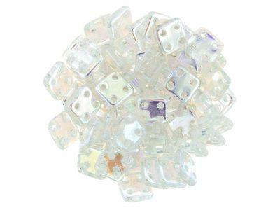 QuadraTile 6mm Crystal AB - 5 g