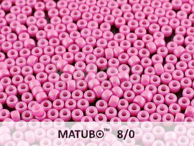 Matubo 8o Pearl Shine Light Fuchsia - 10 g