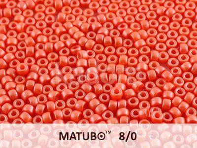 Matubo 8o Pearl Shine Light Coral - 10 g