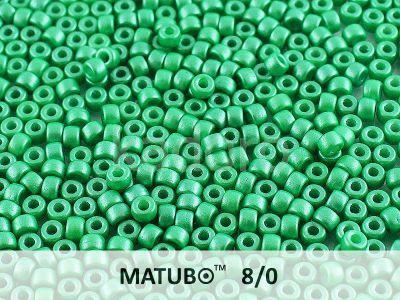 Matubo 8o Pearl Shine Light Green - 10 g