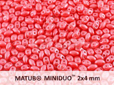 miniDUO 2x4mm Pearl Shine Rose - 5 g