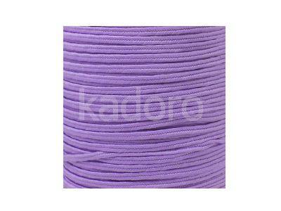 Sutasz poliester Lavender 2.5 mm - 1 m