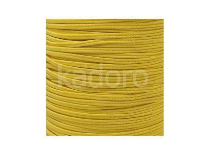 Sutasz poliester Cadmium Yellow 2.5 mm - 1 m
