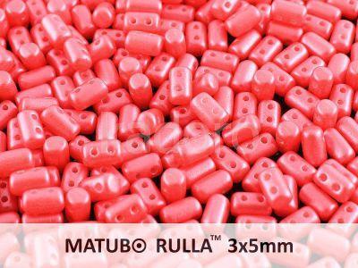 Rulla 3x5mm Pearl Shine Rose - 10 g