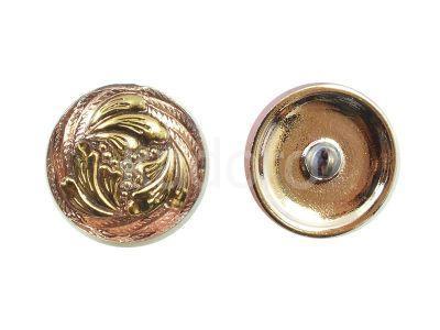 Guzik szklany nr208 - 27 mm